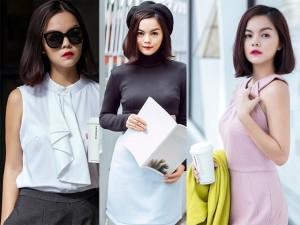 Thời trang - 7 ngày mặc đẹp xuống phố cùng Phạm Quỳnh Anh