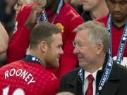 """Bóng đá - Nếu còn tại vị, Sir Alex sẽ """"trảm"""" Rooney"""