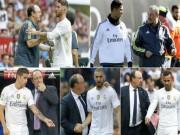 """Bóng đá - Vì Benitez, nội bộ Real """"chia năm xẻ bảy"""""""