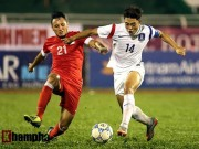 Bóng đá - U19 Hàn Quốc - U21 Singapore: Chiến thư gửi U21 HAGL