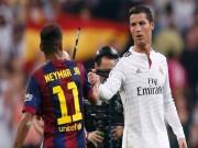 Bóng đá - Sao 360 độ 28/11: Neymar sắp vượt CR7 về thương hiệu