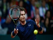 Tennis - Murray - Bemelmans: Sức ép phải thắng (CK Davis Cup)
