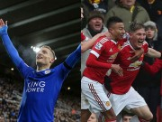 """Bóng đá - Đọ đội hình Leicester – MU: Sức mạnh của """"kẻ nghèo"""""""