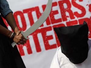 """Thế giới - """"Thứ 6 đen tối"""" kiểu Ả Rập Saudi: Chặt đầu hơn 50 người"""