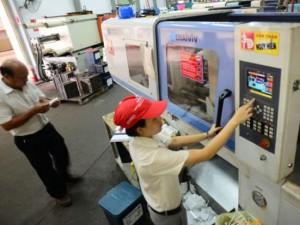 Thị trường - Tiêu dùng - Đi xem doanh nghiệp Trung Quốc bán máy