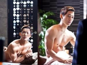 Phim - Fan mê mẩn với mỹ nam cơ bắp trong phim Hàn