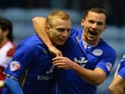 """Bóng đá - Leicester thăng hoa nhờ """"những đứa trẻ bỏ đi"""" của MU"""