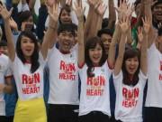 """Thể thao - Hot girl MU Tú Linh, hoa khôi bóng đá """"Chạy vì trái tim"""""""
