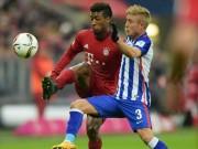 Bóng đá - Bayern - Hertha Berlin: Giải quyết nhanh gọn