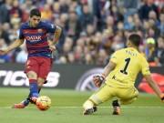 Bóng đá Tây Ban Nha - Barca - Sociedad: Thêu hoa dệt gấm