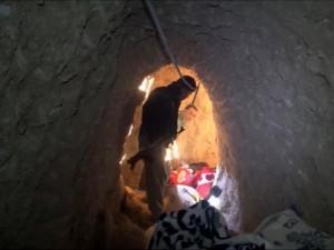 Thế giới - Bên trong hệ thống đường hầm IS xây dựng ở Iraq