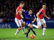 Bóng đá - Leicester City - MU: Ám ảnh King Power