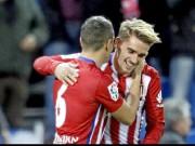 Bóng đá - Atletico - Espanyol: Đòn phủ đầu