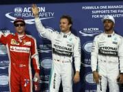 Thể thao - Phân hạng Abu Dhabi GP: Pole thứ 6 liên tiếp của Rosberg