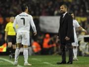Bóng đá - Chê Man City, Guardiola muốn đến MU cùng Ronaldo