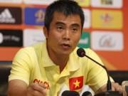 """Bóng đá - HLV Phạm Minh Đức: """"U21 Việt Nam thua là vì tôi"""""""