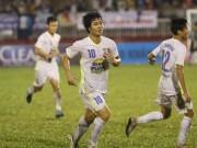 """Bóng đá - """"Vua phá lưới"""" Công Phượng: Niềm cảm hứng của U21 HAGL"""