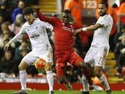 Bóng đá - Liverpool - Swansea: Quả 11m khá may mắn