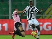 Bóng đá - Palermo - Juventus: Hiệp 2 bùng nổ