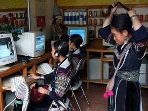 Giới trẻ - Thế giới mạng - cạm bẫy chờ trẻ em