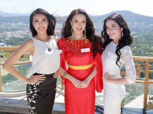 Thời trang - Lan Khuê vào top 3 lượt bình chọn tại Miss World 2015