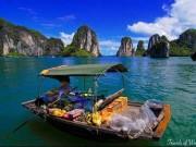 3 địa danh VN lọt top 10 điểm đến đẹp nhất Đông Nam Á