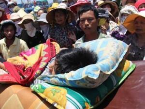 Tin tức trong ngày - Quảng Ngãi điều tra vụ ngư dân bị bắn chết trên biển