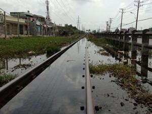 Tin tức trong ngày - TP.HCM đồng ý đổi đất để xây hồ chống ngập