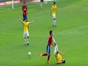Bóng đá - Rợn tóc gáy những pha bạo lực của bóng đá Trung Quốc
