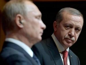 Thế giới - Putin lạnh lùng với Tổng thống Thổ Nhĩ Kỳ tại Paris