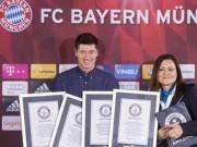 Bóng đá - Ghi 5 bàn siêu tốc, Lewandowski nhận 4 kỉ lục Guinness