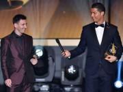 """Bóng đá - QBV 2015: Hội đồng bầu chọn """"yêu"""" Messi hơn CR7"""