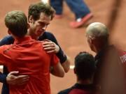 Thể thao - Murray được ngợi ca hết lời vì hành động nghĩa hiệp