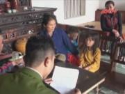 """Video An ninh - Ngáo đá """"giở trò"""" với chị họ, khống chế bé 5 tuổi làm con tin"""