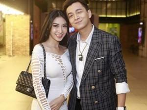 Phim - Ngô Kiến Huy tình tứ cùng bạn gái ra mắt phim mới