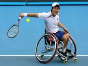 """Clip Đặc Sắc - Đi xe lăn chơi tennis: Môn thể thao """"khó hơn lên trời"""""""