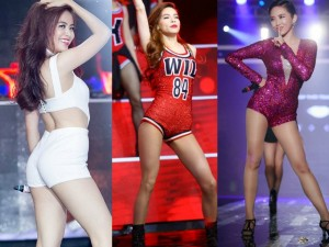 Ca nhạc - MTV - 5 mỹ nhân Việt đua sắc trong cái lạnh đầu đông