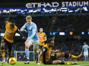 Bóng đá - Man City - Hull City: 10 phút cuối tưng bừng