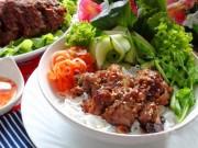 Ẩm thực - Bún thịt bò nướng mè thơm ngon khó cưỡng