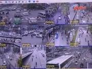 Video An ninh - Ngày đầu phạt nguội, gần 100 người vi phạm giao thông