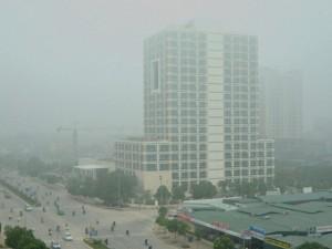 Tin tức trong ngày - Sương mù bao phủ, Hà Nội như biến thành London