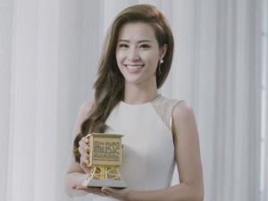 Đông Nhi nhận giải Nghệ sỹ Châu Á xuất sắc tại MAMA 2015
