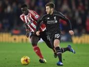 Bóng đá - Southampton - Liverpool: Cú ngược dòng khủng khiếp
