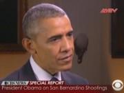 Video An ninh - Tổng thống Mỹ lên tiếng vụ xả súng khiến 14 người chết