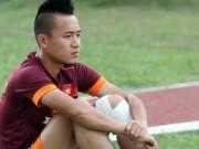 Bóng đá Việt Nam - U23 VN: Lâm Ti Phông thay Huy Toàn bị chấn thương