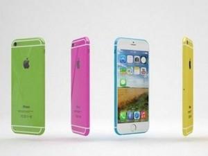 iPhone 6c vỏ kim loại nhiều màu sắc sắp ra mắt