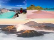"""Du lịch - Du lịch Indonesia qua 15 bức ảnh đẹp đến """"sửng sốt""""!"""