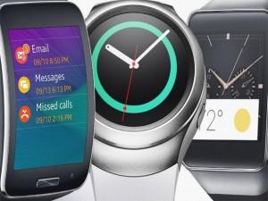 Thời trang Hi-tech - Top smartwatch Samsung Gear đáng mua nhất năm 2015