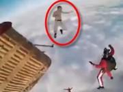 """Clip Đặc Sắc - Nhảy dù như phim """"bom tấn"""" của Hollywood"""
