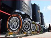 Thể thao - F1: Thay đổi lốp xe và lịch thi đấu mùa 2016